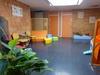 Salle d'attente du C.M.P.I.